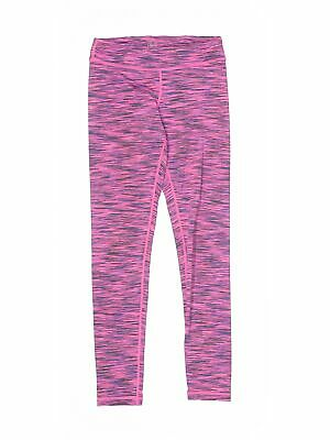 90 Degrees by Reflex Girls Pink Active Pants S Youth
