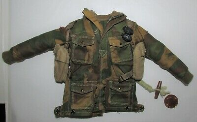DRAGON 1:6TH SCALE WW2 BRITISH EXPENDITIONARY FORCE WEBBING BACK PACK PETER