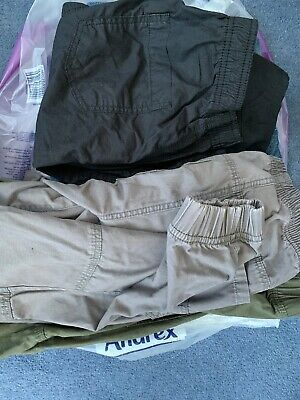 Boy's Jeans Trousers Shorts 4 Item Bundle age 13/14 years