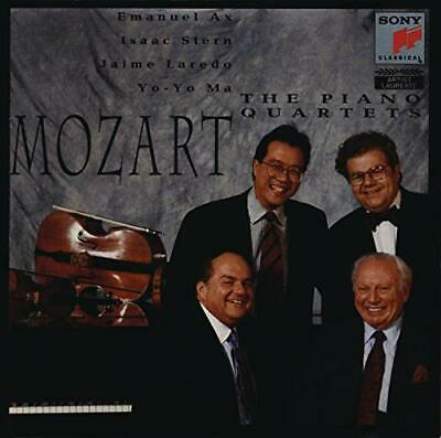 Mozart, W.a. - Quartet Piano - Mozart, W.a. CD Y5VG The Cheap Fast Free Post The