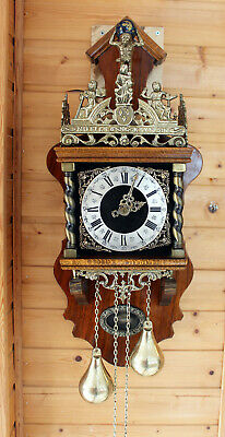 Warmink Wuba Zaanse Wall Clock