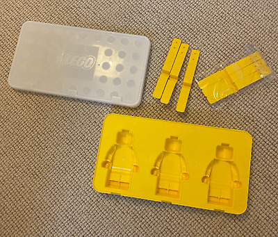Brand New LEGO Ice Lolly Makers / Moulds