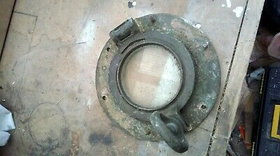 Antique Vintage Old Solid Brass  Porthole Opening Window Nautical 105mm