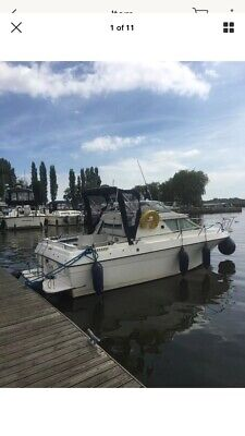 sports cruiser boat international crusier 224    (please no time wasters )