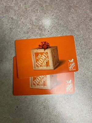 $45 Home Depot Gift Card