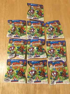 10 Packs of Super Zings Rivals of Kaboom Series 5 Brand New & Sealed