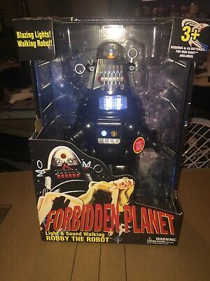 """Forbidden Planet Robby The Robot Electric Light & Sound 14"""" (Walmart Exclusive)"""