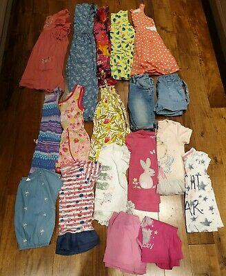 Bundle of Girls Clothes age 4-5-6 years Next, Zara, M&S, River Island