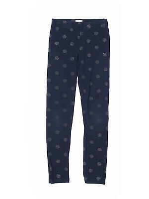 Crewcuts Outlet Girls Blue Leggings 6