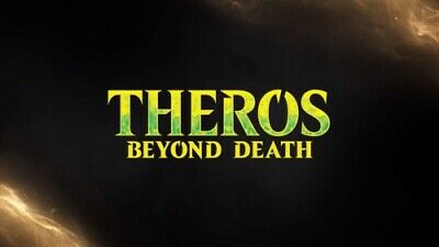 MTG:  M/NM Theros Beyond Death Common Playset (x4) each + lands!