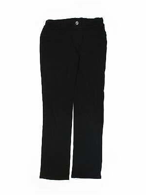 Miss Attitude Girls Black Leggings 8