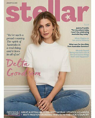 DELTA GOODREM - Stellar 1/20 **NEW**