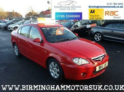 2009 (09 Reg) Proton Gen-2 PERSONA 1.6 16V 4DR Saloon RED + LOW MILES + 1 OWNER