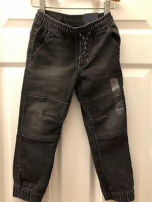 Gap Boys Toddler Black Jeans Size 4