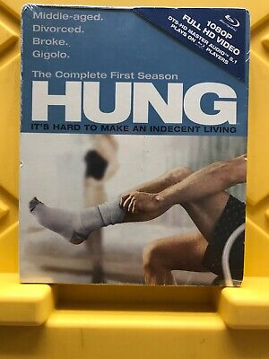 Hung: The Complete First Season (Blu-ray Disc, 2010, 2-Disc Set)