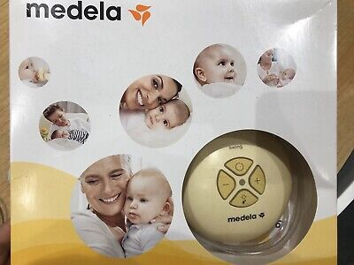 medela swing electric breast pump With Extra Accessories