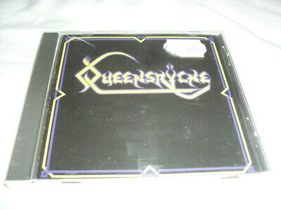 Queensryche -Queensryche- Very Hard To Find Rare 198 Press Cd Top Hard Rock