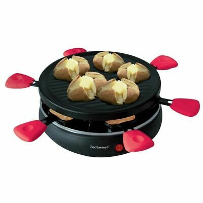 Techwood TRA-65 - raclette - Grill - 800 W