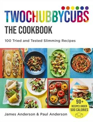 James Anderson - Twochubbycubs The Cookbook