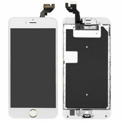 OEM For iPhone 6S Plus LCD Display Touch Screen Digitizer +Gold Button +Camera