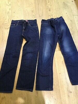 Boys Denim Jeans Quicksilver and Matalan Age 12/14 years