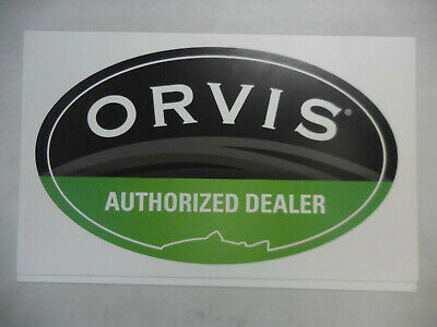 Orvis Fly Fishing Retail Sign