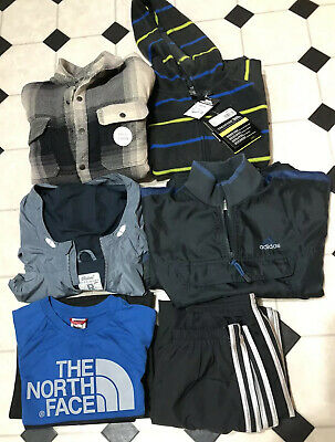 boys clothes bundle age 11-12😀North Face/Adidas/Next/Trespass 😀Some Are New