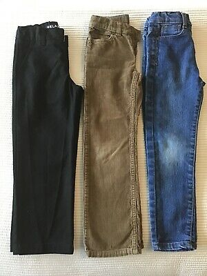 Trousers Jean Age 6 Year Bundle John Lewis French Toast Lands End VGC NWOT New
