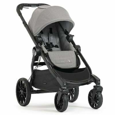 Baby Jogger City Select Lux Stroller - Compact Fold - All Terrain - Slate Grey