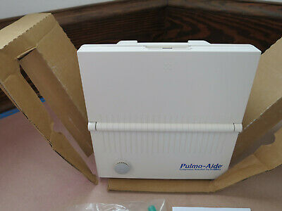 DeVilbiss Pulmo-aide Compressor With Disposable Nebulizer 5650D