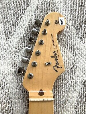 NEW Fender American Original 60s Stratocaster Replacement NECK Rose 0990120921
