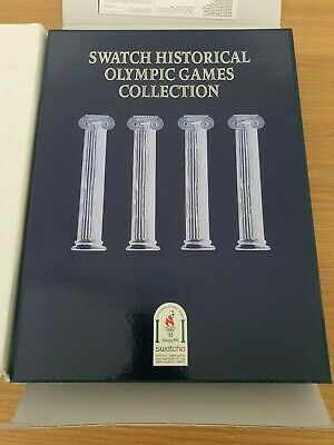 Swatch Historical Olympic Games Collection - 5th Edition. 3390/9999. Unused