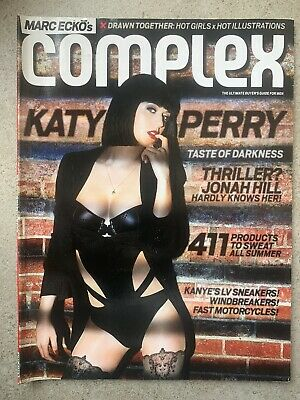 COMPLEX Katy Perry / Jonah Hill - June July 2009