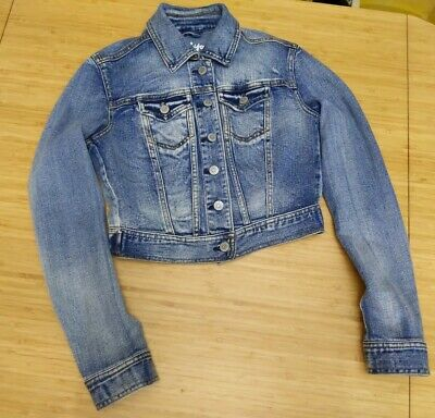 Womens Denim Short Jacket by Tokyo Laundry/_100/% Cotton coat-Size M or L/_BNWT-top