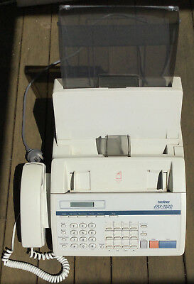 Brother FAX-1020 vintage fax machine (no printing)