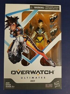 Overwatch Ultimates Series Tracer 6-Inch Collectible Action Figure - Hasbro