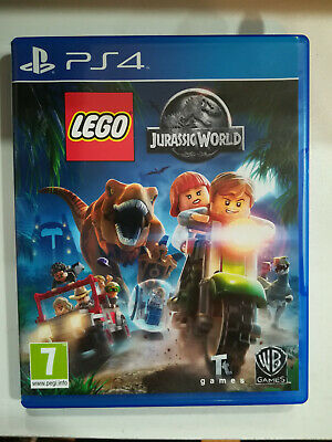 Lego Jurassic World - Ps4 Playstation 4