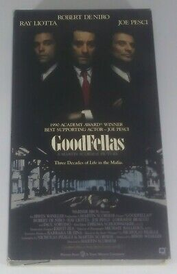 GOODFELLAS Movie Print Robert DeNiro Gangster Poster Art Fabric Pop Decor 367