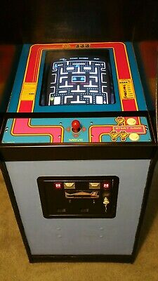 Ms Pacman Arcade PCB By Bally Midway.   WORKING!