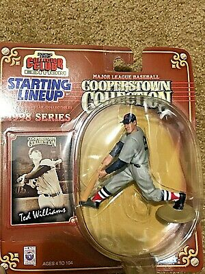 STARTING LINEUP SLU COOPERSTOWN COLLECTION TED WILLIAMS #24