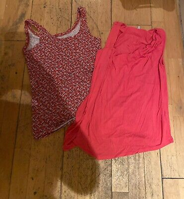 Maternity Bundle Tops  Size 12 - New Look And Next Maternity Tops