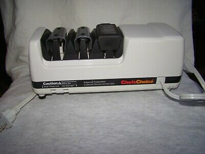 Chefs Choice Knife Sharpener Edge Select 120 Diamond Hone Plus Electric 3 Stage
