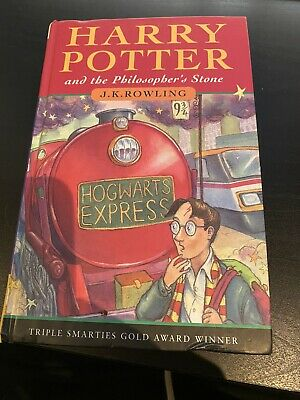 Rare Harry Potter And The Philosophers Stone