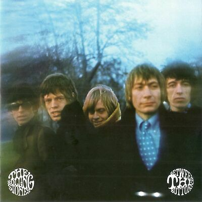 Cd The Rolling Stones Between The Buttons Dsd Remastered 2002 Brand New Sealed