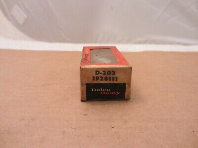 1928111 2 NOS Valley Forge CN-74 Condensers Made in USA  Replaces D203 D205