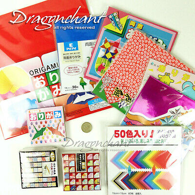 CLEARANCE SALE! Origami Paper Pack Craft Wedding Invitation Cardmaking