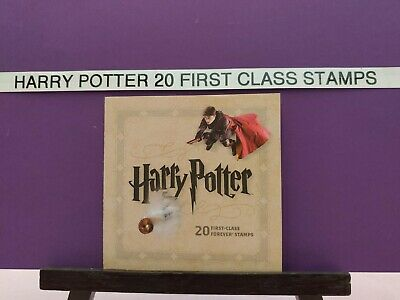 Scott # 4825-44 Harry Potter - Booklet of (20) First Class Forever Stamps