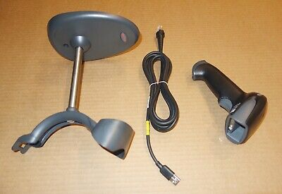 SQUARE STAND COMPATIBLE - Honeywell Xenon 1900 Barcode Scanner 2D 1D +Hands Free
