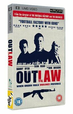 Outlaw [UMD for PSP] [DVD] DVD Value Guaranteed from eBay's biggest seller!