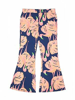 Lilly Pulitzer Girls Pink Leggings M Youth